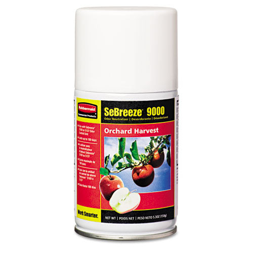 Rubbermaid SeBreeze Unit Citrus Disp. Refill ; (086876146226)