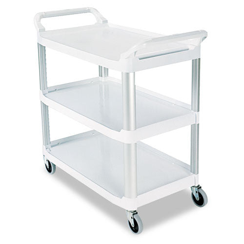 Rubbermaid Commercial Open Sided Utility Cart RCP409100CM,  (UPC:086876133424)