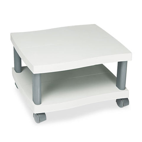 Safco Under Desk Printer Stand SAF1861GR, Gray (UPC:073555186130)