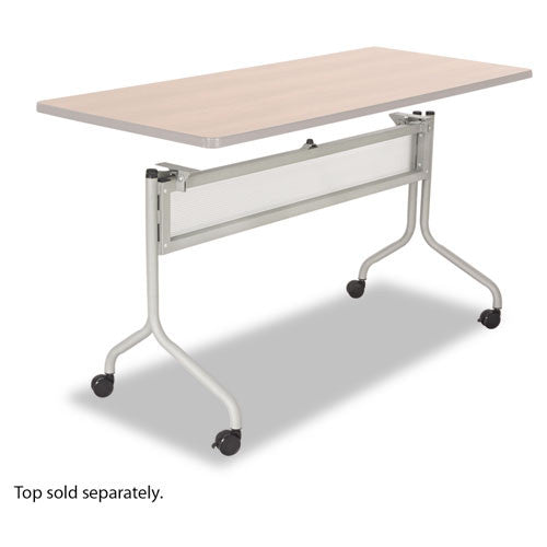 Safco Impromptu Table Base SAF2031SL, Silver (UPC:073555203110)