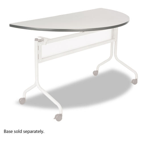 Safco Impromptu Mobile Training Table Top SAF2068GR,  (UPC:073555206838)