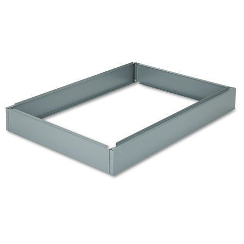 "Safco 6"" High Base for 5-Drawer Steel Flat File SAF4997GRR, Gray (UPC:073555499735)"