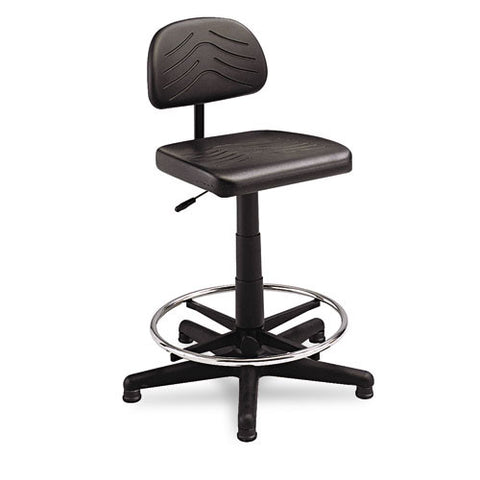Safco TaskMaster Economy Workbench Chair SAF5110, Black (UPC:073555511000)