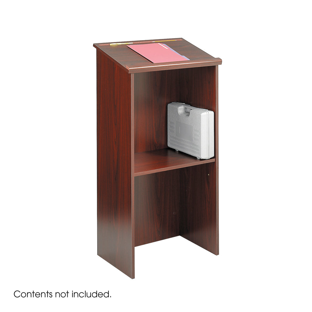 Safco Products Stand-Up Lectern 8915MH(Image 1)