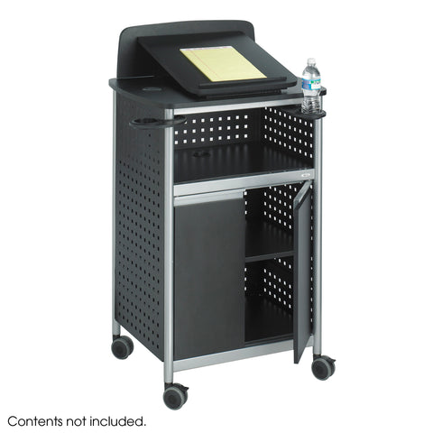 Safco Products Scoot Multi-Purpose Lectern 8922BL(Image 1)