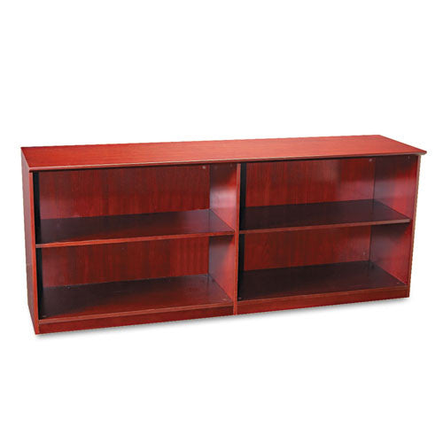Mayline Napoli Low Wall Cabinet MLNVLCCCRY, Cherry (UPC:760771667795)