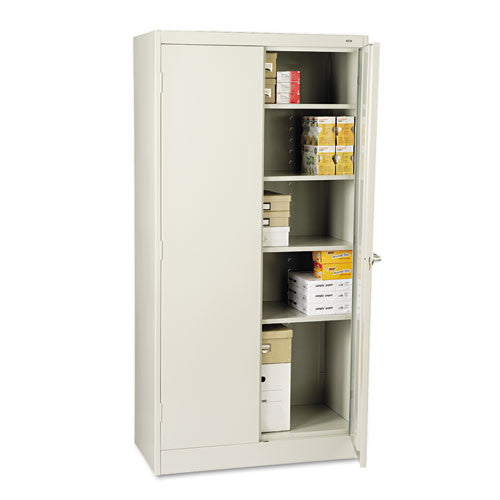 Tennsco Light Gray Standard Cabinet TNN1470LGY, Gray (UPC:044767109798)