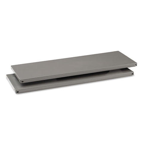 Tennsco ESP Extra Commercial Shelving TNNES12MGY, Gray (UPC:044767109750)