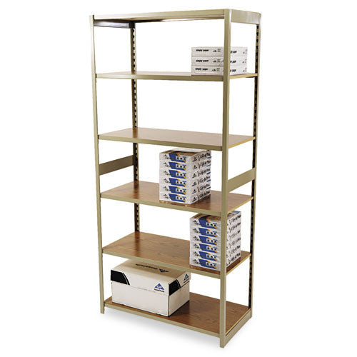 Tennsco Regal Shelving Starter Set and Add-On Unit TNNRGL1836SSD,  (UPC:000000000000)