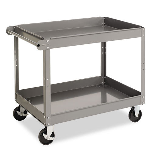 Tennsco Two-Shelf Metal Cart TNNSC2436,  (UPC:044767104199)