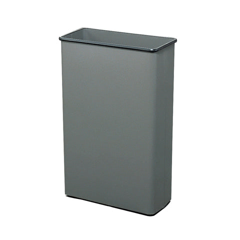 Safco Products Rectangular Wastebasket, 88 Qt. (Qty. 3) 9618CH(Image 3)