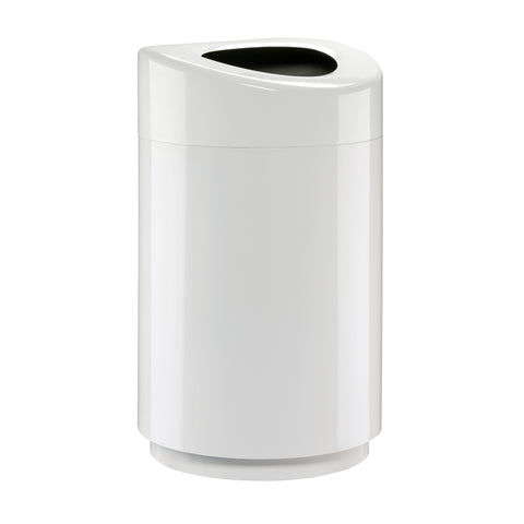 Safco Products Open Top Receptacle - 30 Gallon 9920WH Image 3