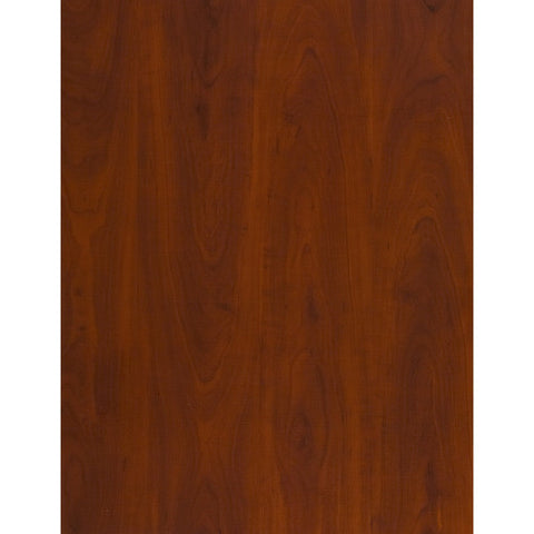 Bush BBF Conference Tables 42W Round Conference Table - Wood Base, Hansen Cherry 99TB42RHC ; UPC: 042976494711 ; Image 3