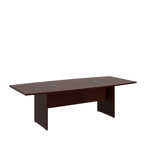 Bush BBF Conference Tables 96L x 42W Conference Table Kit - Wood Base, Harvest Cherry 99TB9642CSK ; UPC: 042976600037 ; Image 5