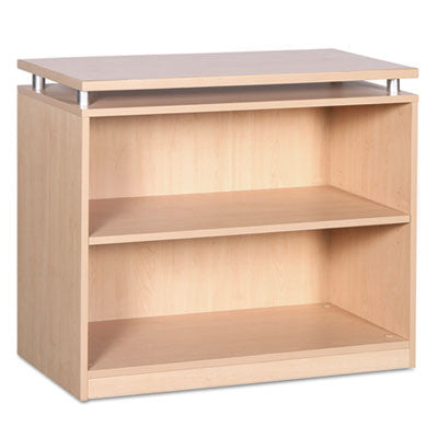 Alera Sedina Series Bookcase ALESE633036MP, MAPLE (UPC:042167303471)