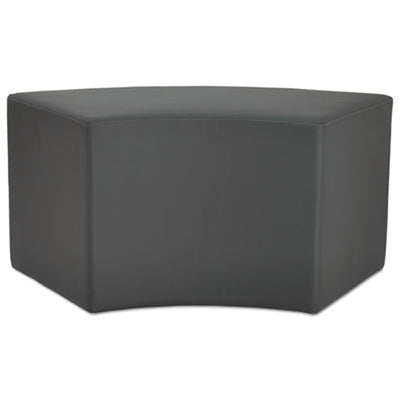 Alera WE Series Collaboration Seating, Black Arch Bench ALEWE36ST,  (UPC:042167392895)