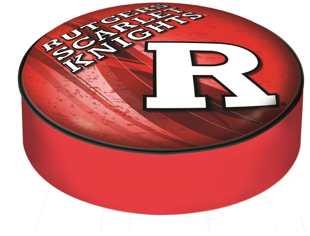 Rutgers (Design 2) Bar Stool Seat Cover by Holland Covers; UPC: 071235332822