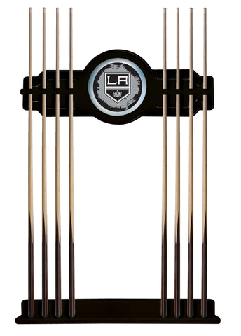 Los Angeles Kings Cue Rack in Black Finish by Holland Bar Stool; UPC: 071235436032