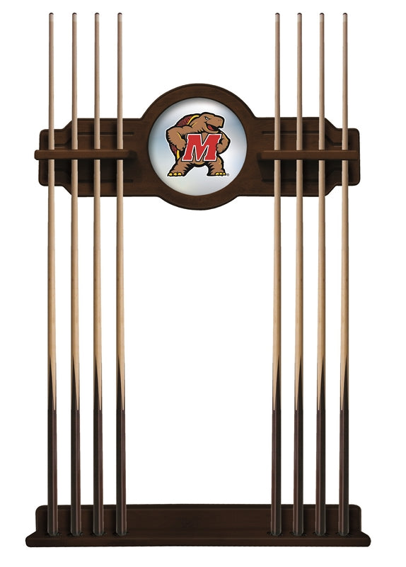 Maryland Cue Rack in Navajo Finish by Holland Bar Stool; UPC: 071235434991