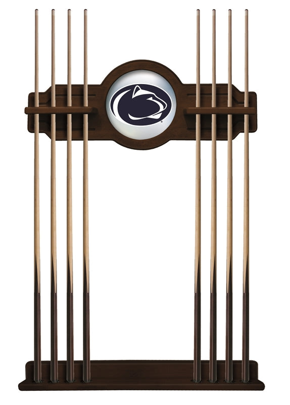Penn State Cue Rack in Navajo Finish by Holland Bar Stool; UPC: 071235435202