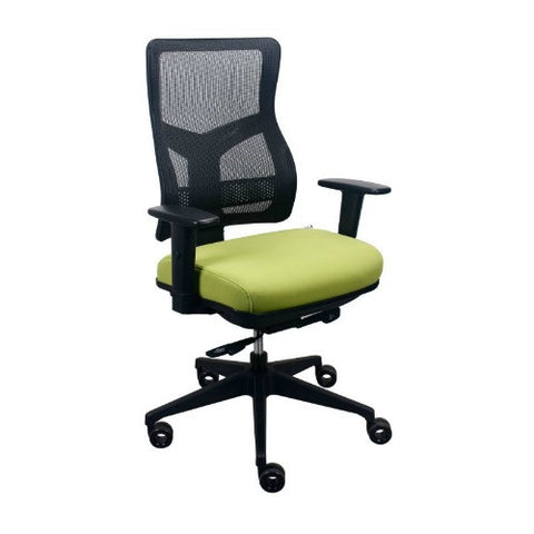 The Raynor Group Tempurpedic Series Task Chair ; UPC: 669245997584 ; Color: Green