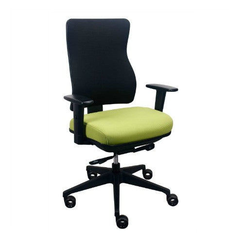 The Raynor Group Tempurpedic 250 Series Task Chair ; UPC: 669245997607 ; Color: Green