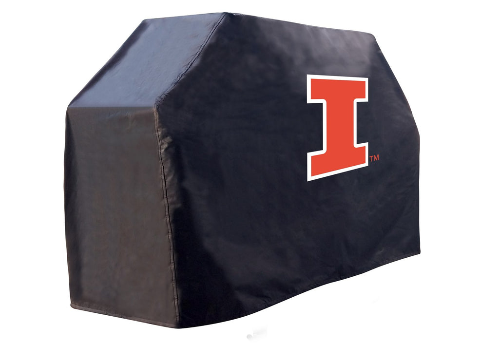"72"" Illinois Grill Cover by Holland Bar Stool; UPC: 071235273682"