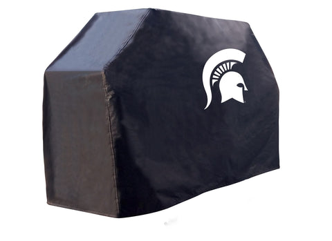 "72"" Michigan State Grill Cover by Holland Bar Stool; UPC: 071235273323"