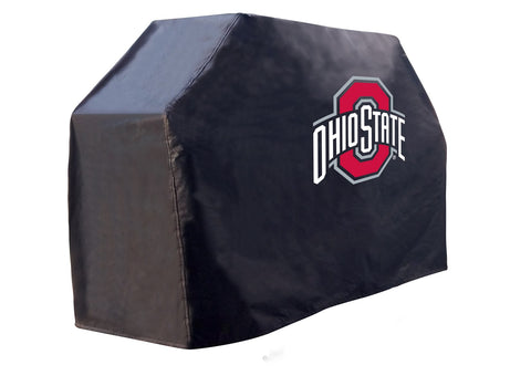 "72"" Ohio State Grill Cover by Covers by HBS; UPC: 071235273415"