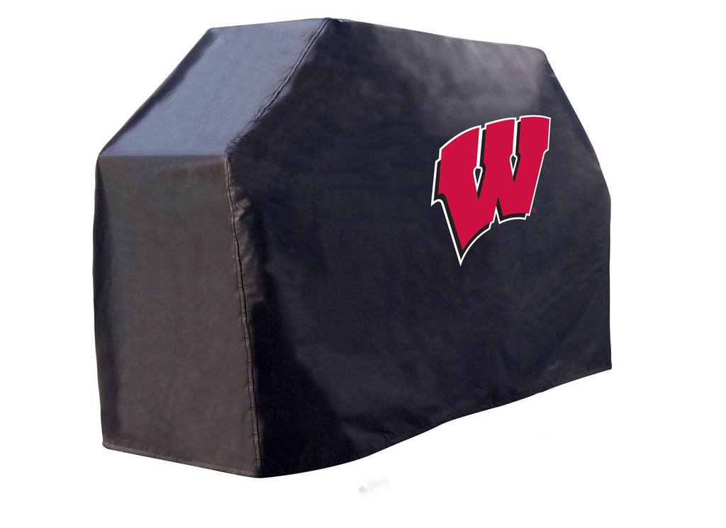 "72"" Wisconsin ""W"" Grill Cover by Holland Bar Stool; UPC: 071235274054"
