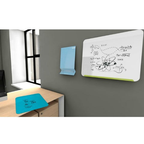 Ghent LINK Board Removable Dry-erase Board in office setting ; UPC: 014935200787