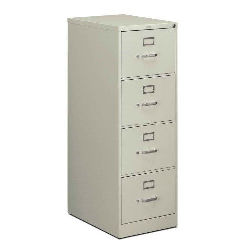 HON 510 Series Vertical File in Light Gray ; UPC: 089192334353