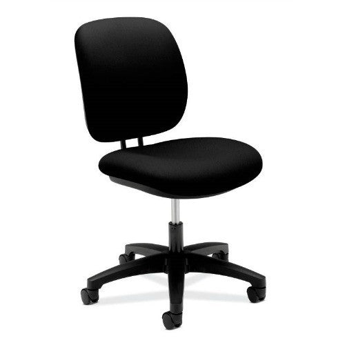 HON ComforTask Chair in Black ; UPC: 884128763289