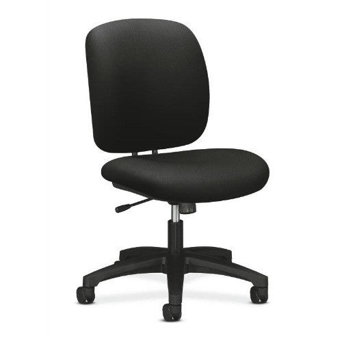 HON ComforTask Chair in Black ; UPC: 631530580658