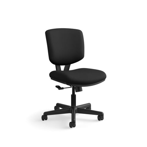 HON Volt Task Chair | Center-Tilt, Tension, Lock | Black Fabric ; UPC: 887146252346 ; Image 13