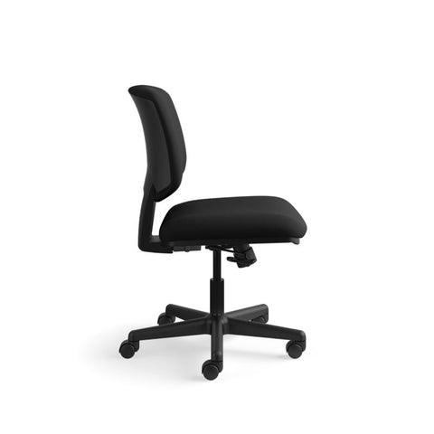HON Volt Task Chair | Center-Tilt, Tension, Lock | Black Fabric ; UPC: 887146252346 ; Image 3