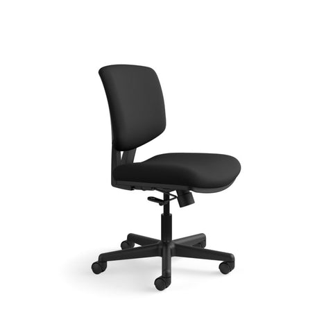 HON Volt Task Chair | Center-Tilt, Tension, Lock | Black Fabric ; UPC: 887146252346 ; Image 2