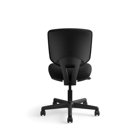 HON Volt Task Chair | Center-Tilt, Tension, Lock | Black Fabric ; UPC: 887146252346 ; Image 6