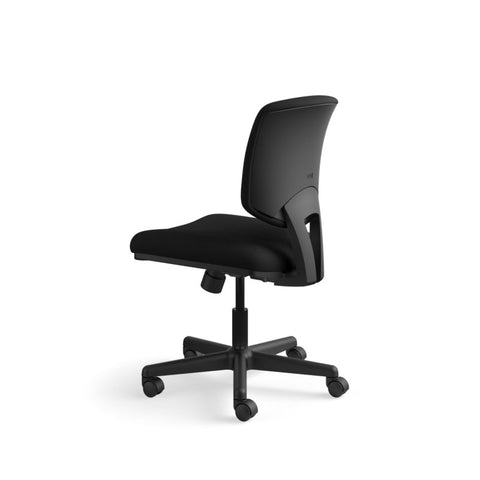 HON Volt Task Chair | Center-Tilt, Tension, Lock | Black Fabric ; UPC: 887146252346 ; Image 8