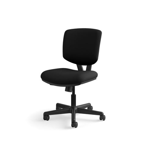 HON Volt Task Chair | Center-Tilt, Tension, Lock | Black Fabric ; UPC: 887146252346 ; Image 11