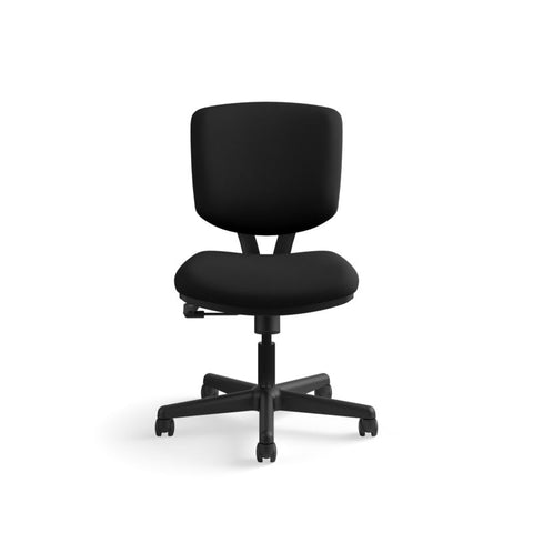 HON Volt Task Chair | Center-Tilt, Tension, Lock | Black Fabric ; UPC: 887146252346 ; Image 12