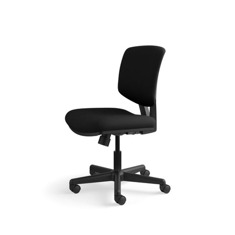 HON Volt Task Chair | Center-Tilt, Tension, Lock | Black Fabric ; UPC: 887146252346 ; Image 10