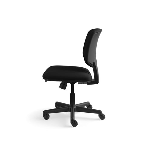 HON Volt Task Chair | Center-Tilt, Tension, Lock | Black Fabric ; UPC: 887146252346 ; Image 9