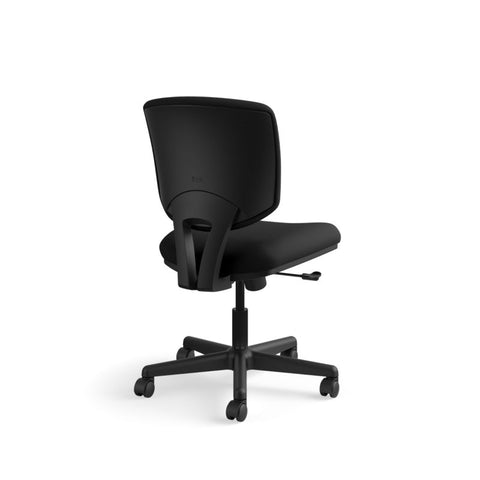 HON Volt Task Chair | Center-Tilt, Tension, Lock | Black Fabric ; UPC: 887146252346 ; Image 5