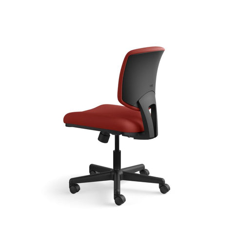 HON Volt Task Chair | Center-Tilt, Tension, Lock | Crimson Fabric ; UPC: 641128720595 ; Image 8