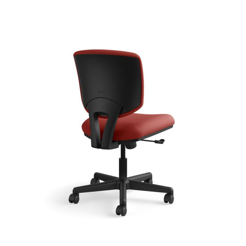 HON Volt Task Chair | Center-Tilt, Tension, Lock | Crimson Fabric ; UPC: 641128720595 ; Image 5