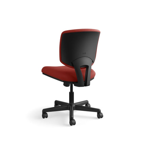 HON Volt Task Chair | Center-Tilt, Tension, Lock | Crimson Fabric ; UPC: 641128720595 ; Image 7