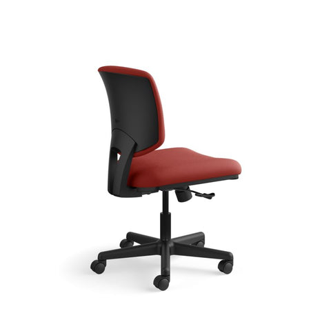 HON Volt Task Chair | Center-Tilt, Tension, Lock | Crimson Fabric ; UPC: 641128720595 ; Image 4
