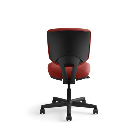 HON Volt Task Chair | Center-Tilt, Tension, Lock | Crimson Fabric ; UPC: 641128720595 ; Image 6