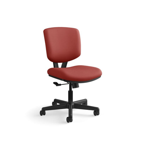 HON Volt Task Chair | Center-Tilt, Tension, Lock | Crimson Fabric ; UPC: 641128720595 ; Image 13